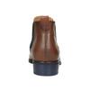 Kožené kotníčkové Chelsea Boots gabor, hnědá, 516-3036 - 16