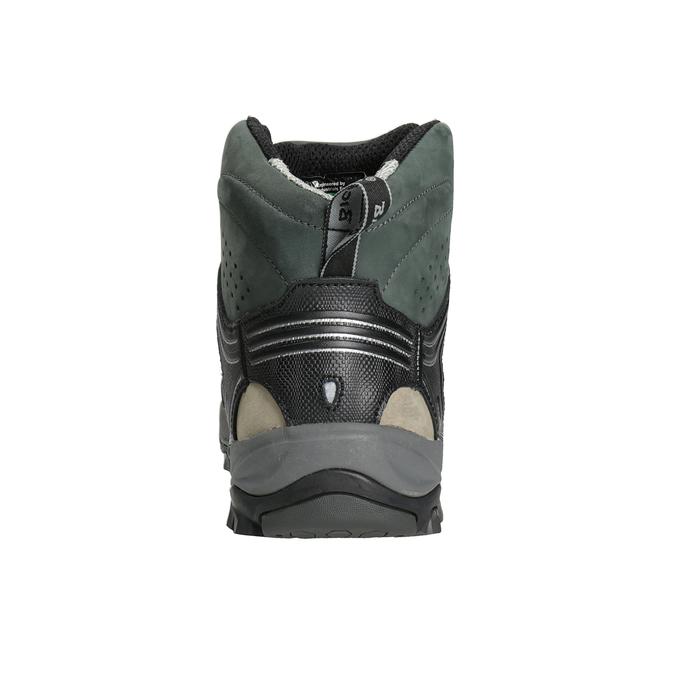 Pánská pracovní obuv Bickz 202 bata-industrials, šedá, 846-6613 - 16