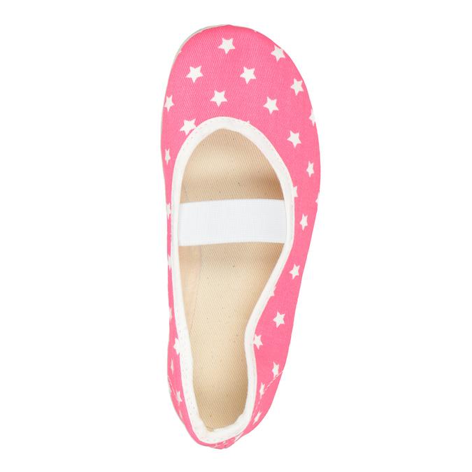 Dětské cvičky s hvězdičkami bata, růžová, 379-5217 - 15