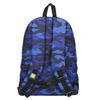 Maskáčový modrý batoh bjorn-borg, modrá, 969-9007 - 16