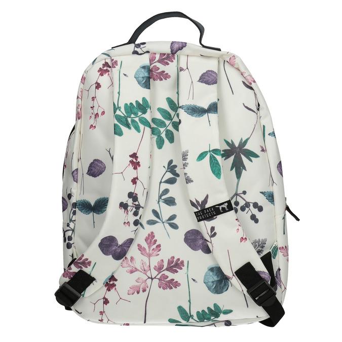 Batoh s květinovým vzorem the-pack-society, vícebarevné, 969-0085 - 16