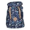 Batoh s barevným vzorem the-pack-society, modrá, 969-9076 - 26