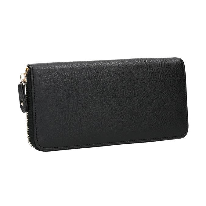 Dámská peněženka bata, černá, 941-6181 - 13