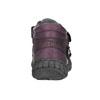 Kotníčková dívčí obuv bubblegummers, fialová, 121-9622 - 17