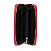 červená dámská peněženka bata, červená, 941-5180 - 15