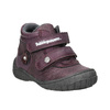 Kotníčková dívčí obuv bubblegummers, fialová, 121-9622 - 13
