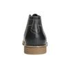Pánská kotníčková obuv s prošitím bata, černá, 826-6614 - 17