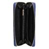 modrá dámská peněženka bata, modrá, 941-9180 - 15