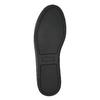 Dámské černé kozačky nad kolena bata, černá, 699-6634 - 19