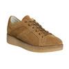 Hnědé kožené tenisky bata, hnědá, 523-8604 - 13