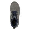 Dětská zimní kotníčková obuv weinbrenner-junior, šedá, 411-2607 - 26