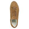 Hnědé kožené tenisky bata, hnědá, 523-8604 - 26