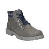 Dětská zimní kotníčková obuv weinbrenner-junior, šedá, 411-2607 - 13