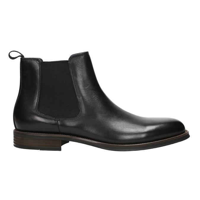 Kožené Chelsea Boots bata, černá, 894-6400 - 15