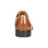 Kožené pánské Ombré polobotky bata, hnědá, 824-3233 - 17