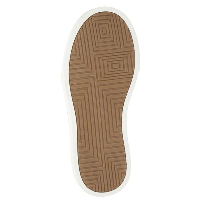 Dětská kotníčková obuv mini-b, hnědá, 291-8172 - 17