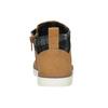 Dětská kotníčková obuv mini-b, hnědá, 291-8172 - 16