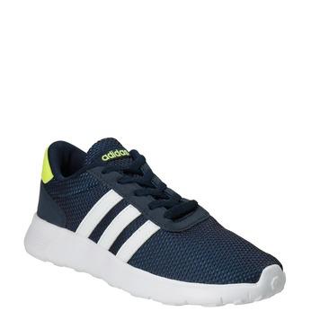 Modré dětské tenisky adidas, modrá, 309-9288 - 13