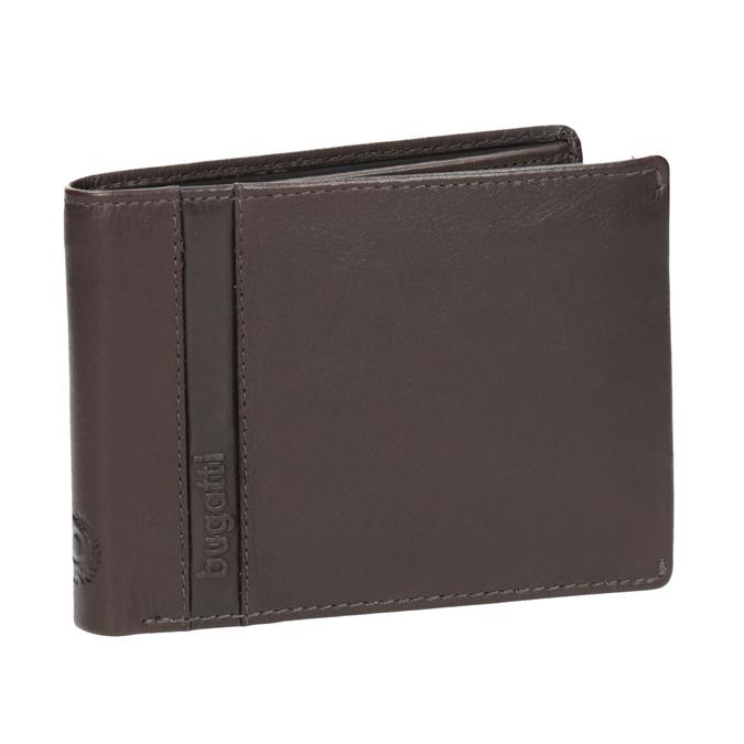 Pánská kožená peněženka bugatti-bags, hnědá, 944-4052 - 13
