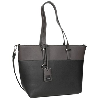 Dámská kabelka s popruhem gabor-bags, hnědá, 961-2037 - 13