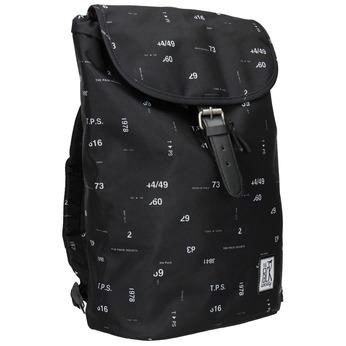 Unisex batoh s potiskem the-pack-society, černá, 969-6080 - 13