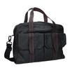 Pánská textilní taška bata, černá, 969-6131 - 13