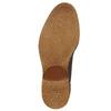 Pánské kožené Chukka Boots bata, hnědá, 826-2919 - 17