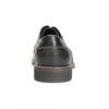 Ležérní kožené polobotky se strukturou bata, šedá, 826-2612 - 17