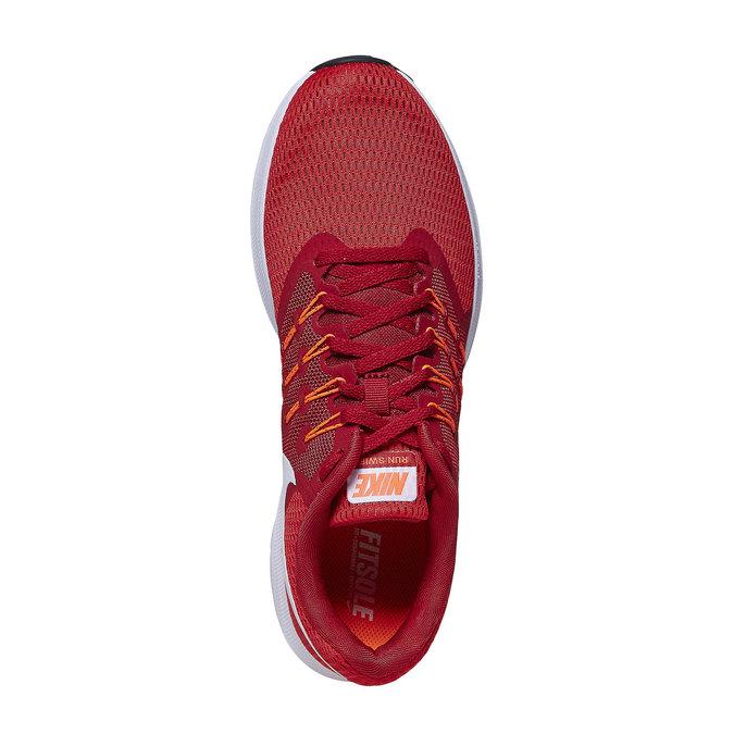 Pánské červené tenisky nike, červená, 809-5120 - 19