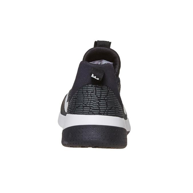 Sportovní dámské tenisky nike, černá, 509-1186 - 17