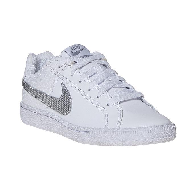 Dámské bílé tenisky nike, bílá, 501-1164 - 13