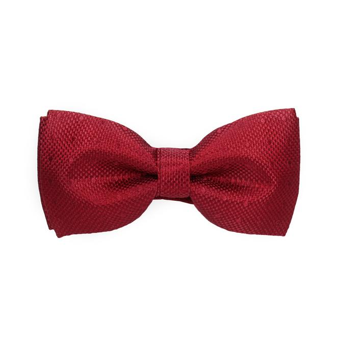 Červená sada motýlku a kapesníčku n-ties, červená, 999-5306 - 26