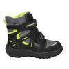 Dětská zimní obuv superfit, černá, 399-6031 - 26