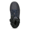 Dětská obuv se zateplením mini-b, modrá, 491-9652 - 17