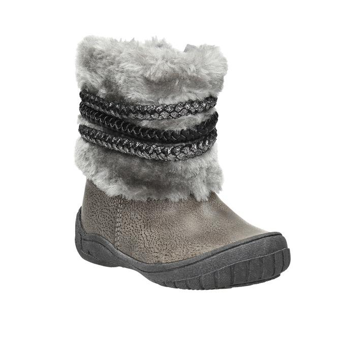 8672472fb0c Bubblegummers Dětská zimní obuv s kožíškem - Všechny dívčí boty ...