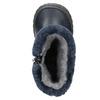 Dětská zimní obuv se zateplením bubblegummers, modrá, 191-9620 - 19