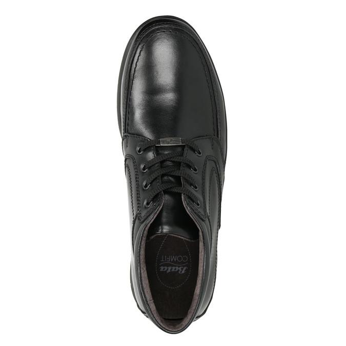 Pánská zimní obuv comfit, černá, 894-6686 - 26