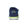 Dětské tenisky na suché zipy adidas, modrá, 109-9157 - 17