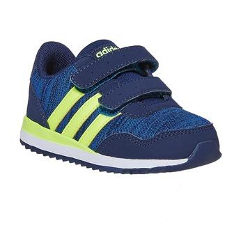 Dětské tenisky na suché zipy adidas, modrá, 109-9157 - 13
