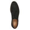 Ležérní kožené polobotky vagabond, černá, 826-6017 - 15