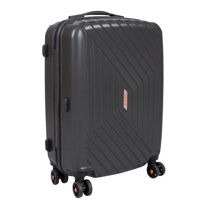 Cestovní skořepinový kufr  american-tourister, černá, 960-6606 - 13