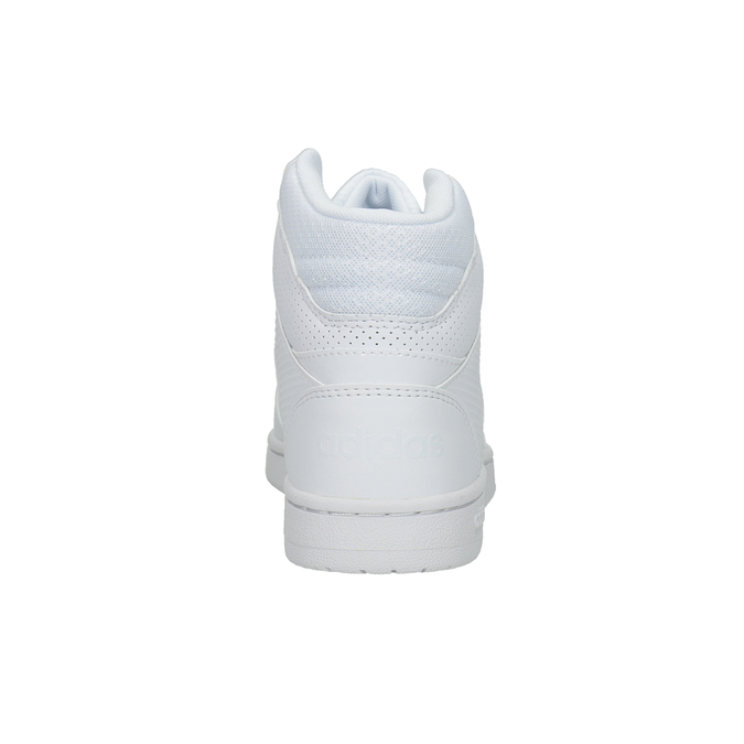 Bílé kotníčkové tenisky adidas, bílá, 501-1212 - 16