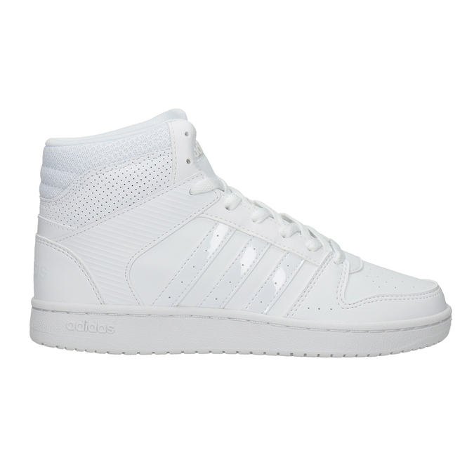 Bílé kotníčkové tenisky adidas, bílá, 501-1212 - 26