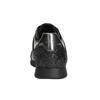 Dámské černé tenisky geox, černá, 621-6045 - 16