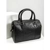 Dámská kožená kabelka bata, černá, 964-6281 - 18