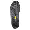 Pánská kožená obuv v Outdoor stylu merrell, černá, 806-6570 - 17