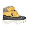 Dětská zimní obuv kožená primigi, žlutá, 196-8006 - 26