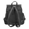 Dámský městský batoh gabor-bags, černá, 961-6025 - 16