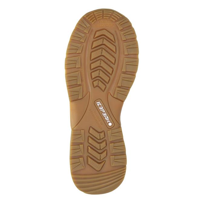 Dětská zimní obuv na suché zipy icepeak, hnědá, 399-3018 - 17