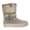 Dětské zimní boty s kožíškem primigi, béžová, 393-8015 - 26